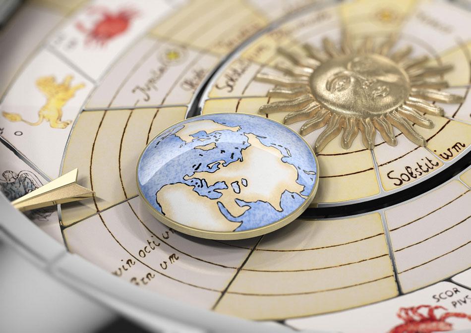 Vacheron Constantin Métiers d'Art Copernic : l'héliocentrisme à l'honneur