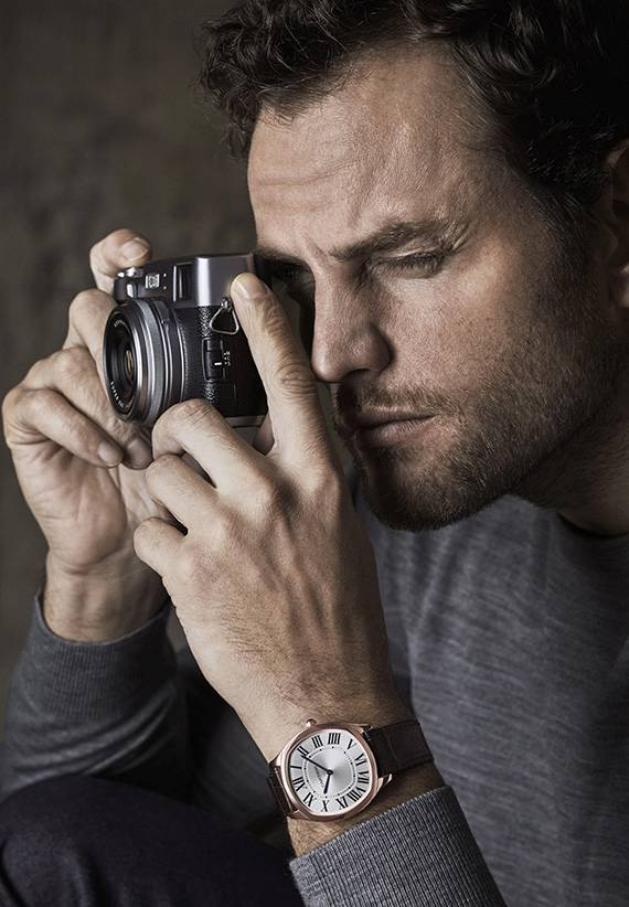Cartier Drive Extra-plat : toute en finesse