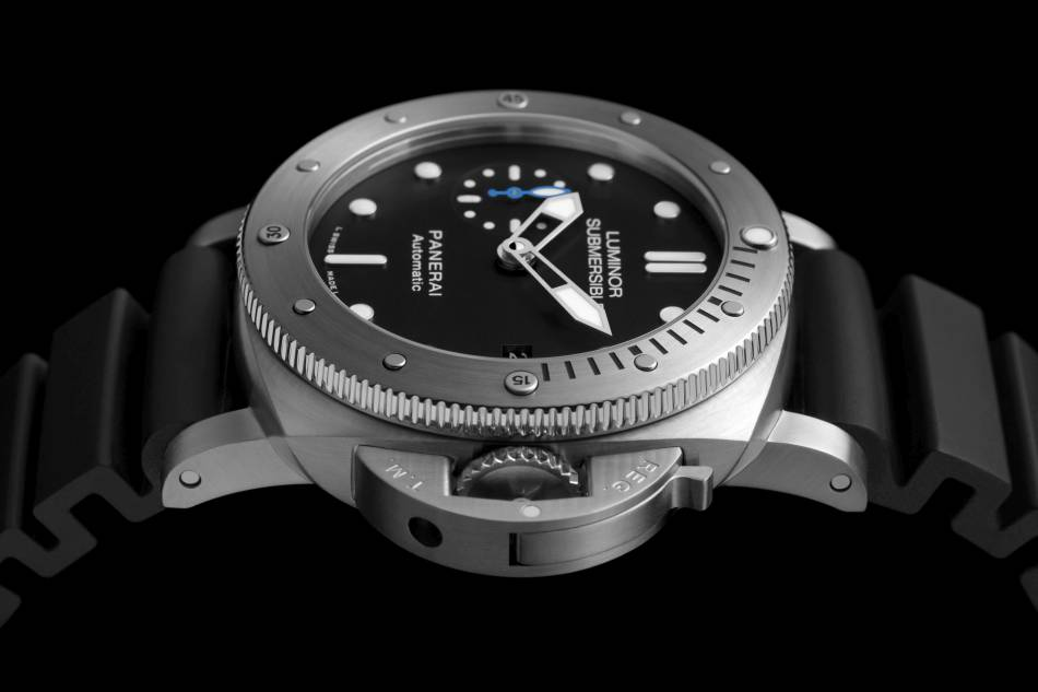 Panerai : la Luminor Submersible 1950 arrive en 42 mm