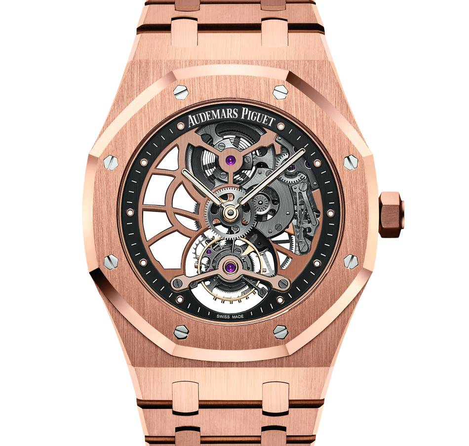 Audemars Piguet Royal Oak Tourbillon Extra-Plat Squelette