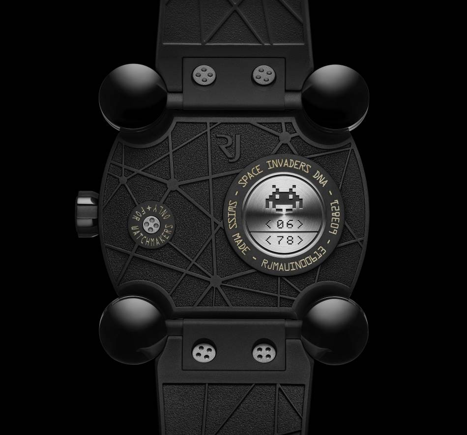 RJ-Romain Jerome Space Invaders Pop