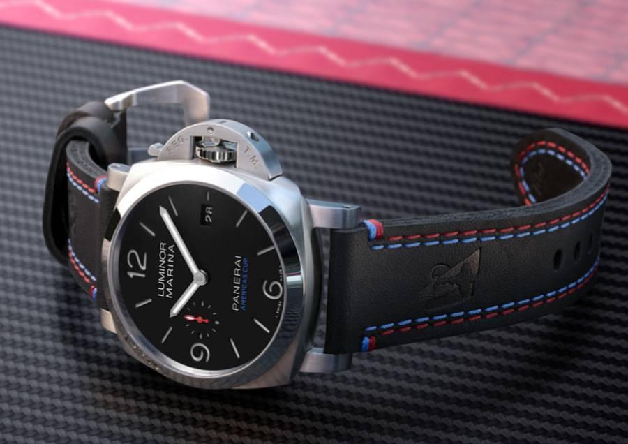 Panerai Luminor Marina 1950 : la montre de l'America's Cup