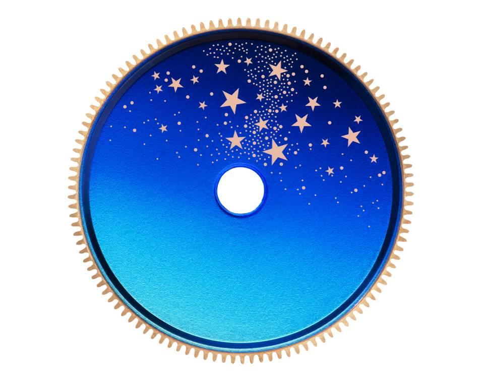 Lange 1 Phases de Lune : le jour et la nuit