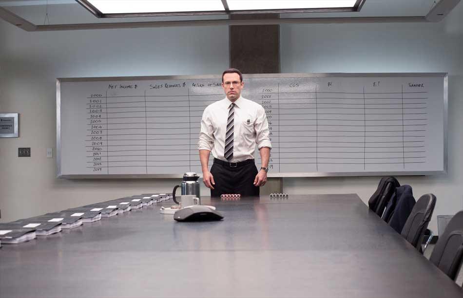 Mr Wolff, Ben Affleck, DR