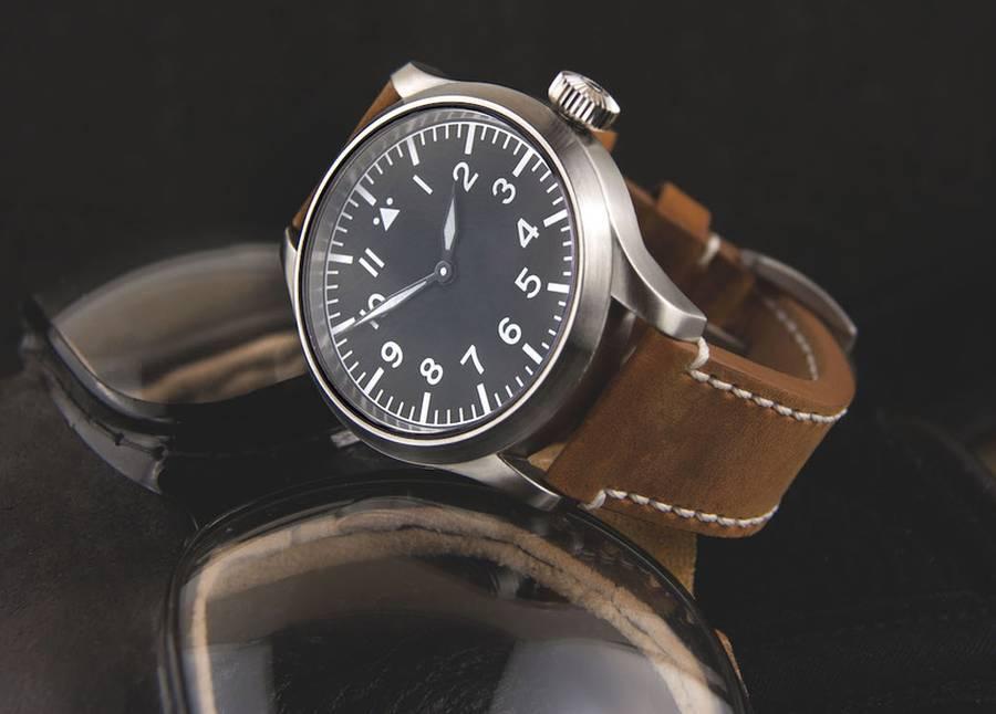 TNT Navigator 1939 : un morceau d'histoire au poignet