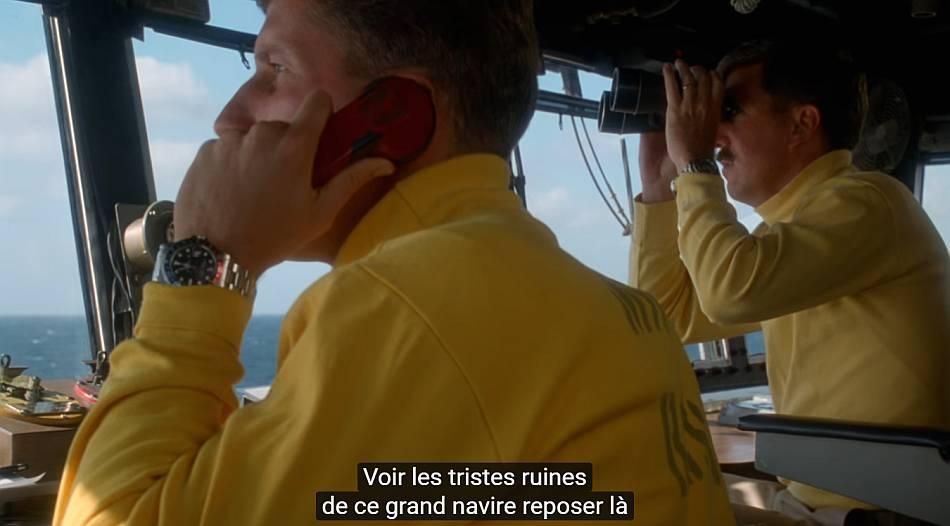 Rolex célèbre sa présence au cinéma en vidéo