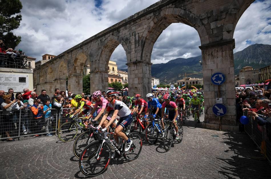 TAG Heuer devient chronométreur officiel du Giro