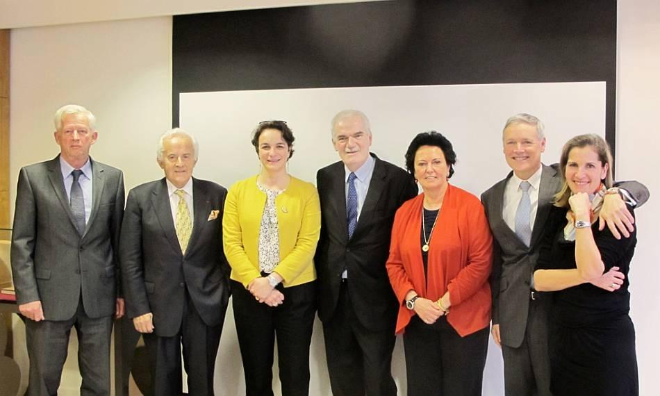 Jean-Jacques Weber : nouveau président de la Fédération de l'horlogerie