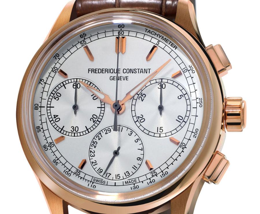 """Frédérique Constant : retour sur son premier chrono """"retour en vol"""""""