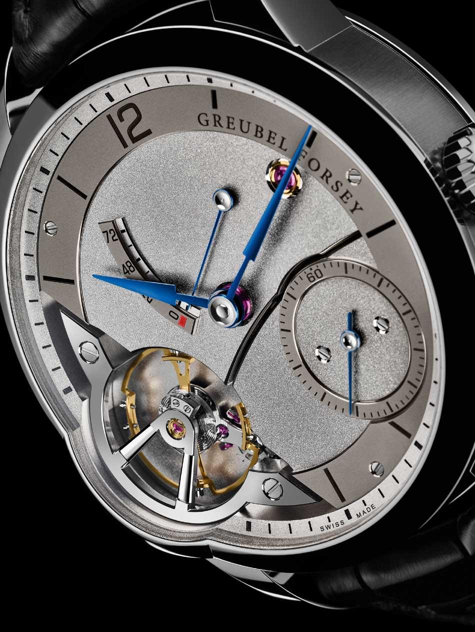 Greubel Forsey le Balancier : la pureté du design et la technicité du calibre