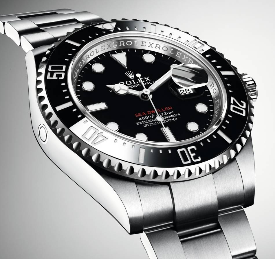 Rolex Sea-Dweller : un hommage au passé tourné vers l'avenir