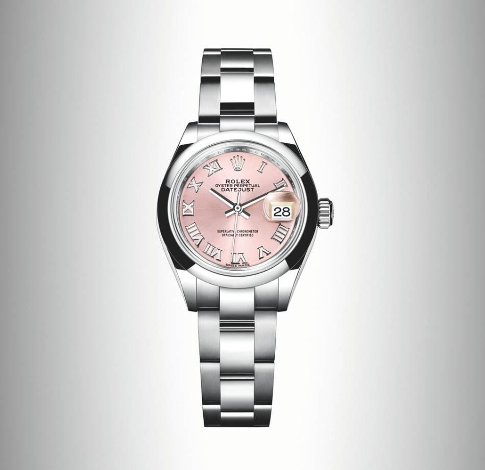 Rolex Lady-Datejust 28 : un grand classique féminin revisité