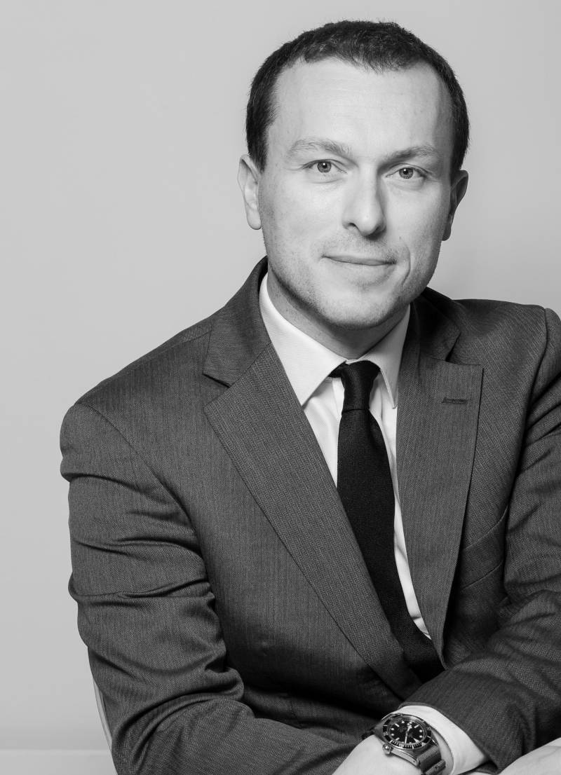 Romain Réa : nouveau PDG d'Antiquorum