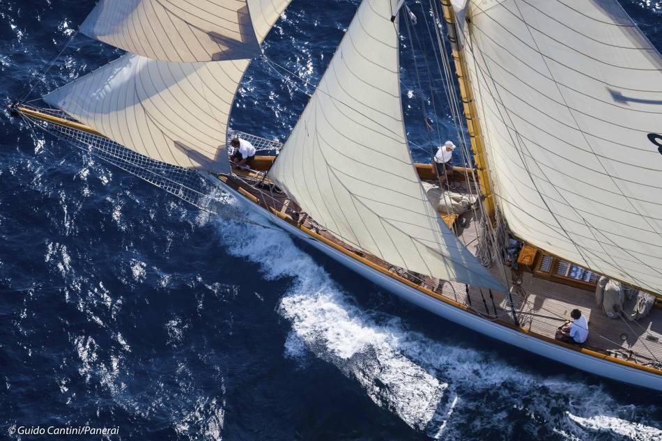Panerai Classic Yacht Challenge 2017 : 13ème édition
