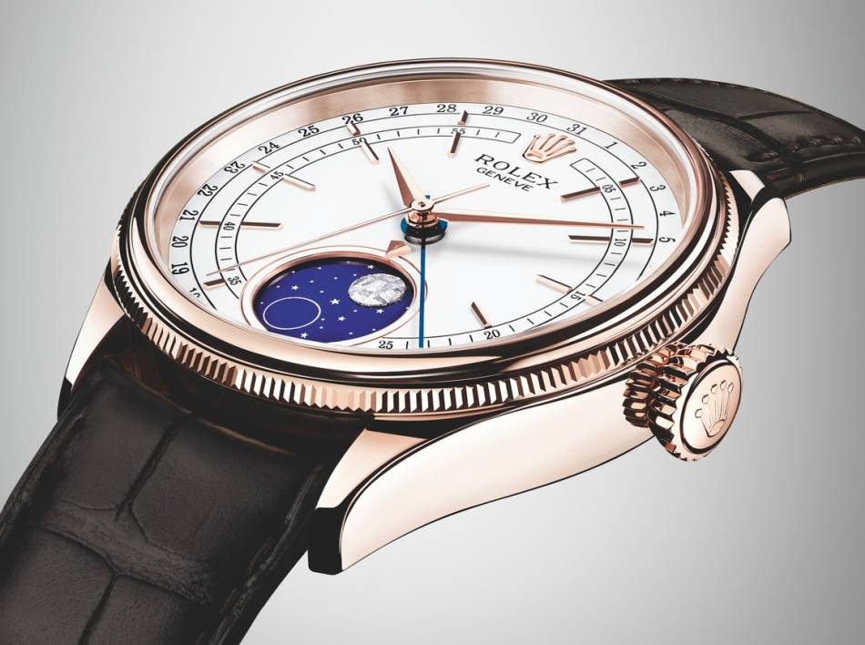 Rolex Cellini phase de Lune : suite logique