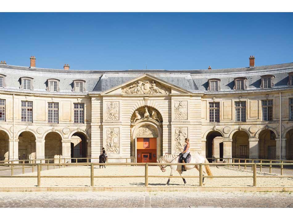 Rolex : sponsor officiel du Jumping International du château de Versailles