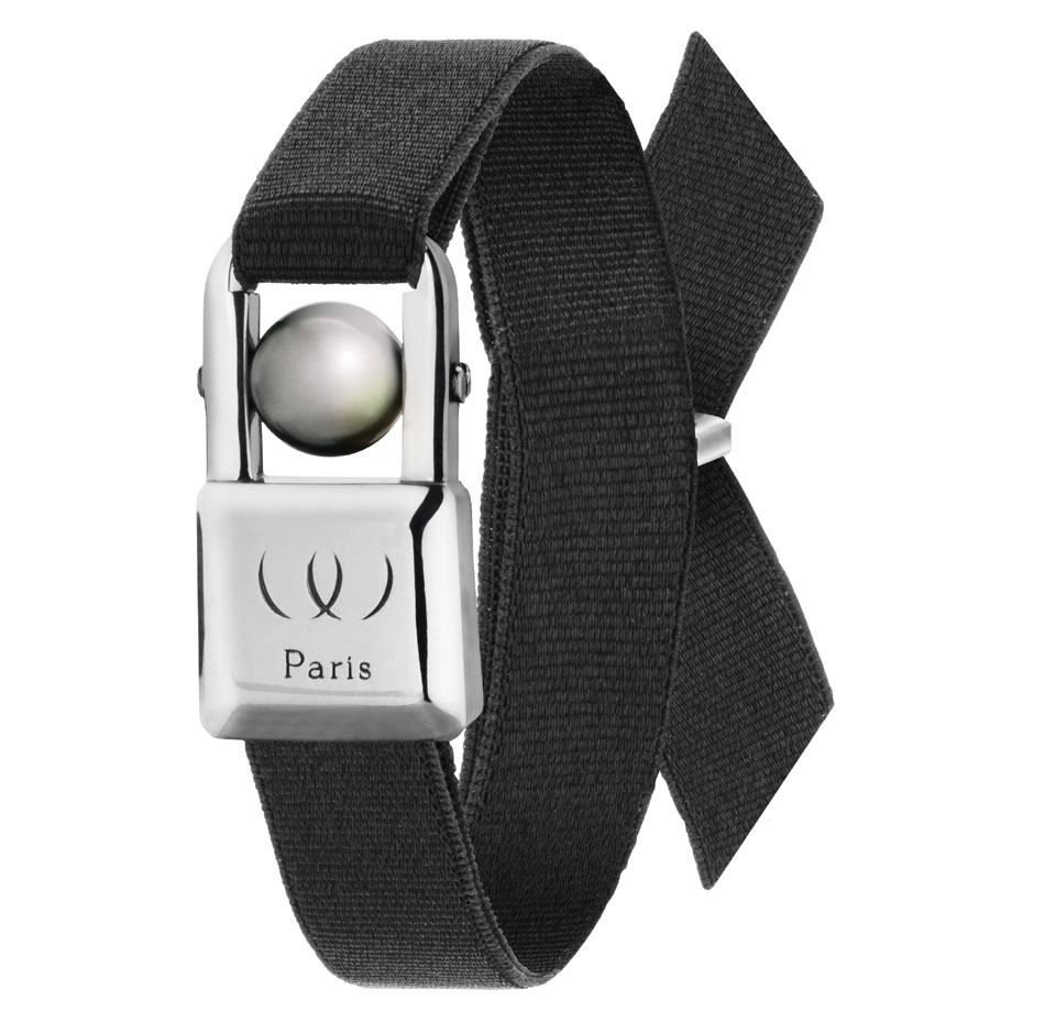 Bracelet cadenas U'rband de Worms Paris : la perle au masculin