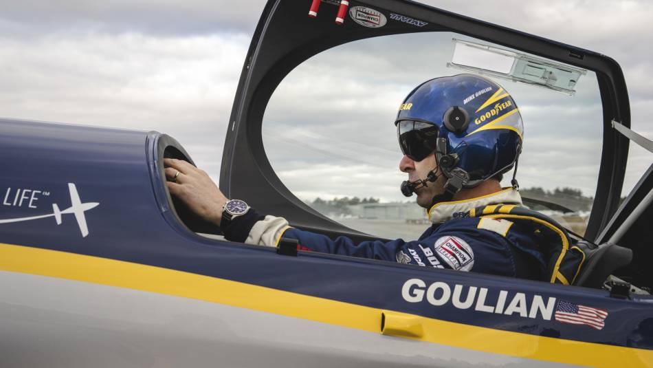 Michael Goulian, nouvel ambassadeur Alpina