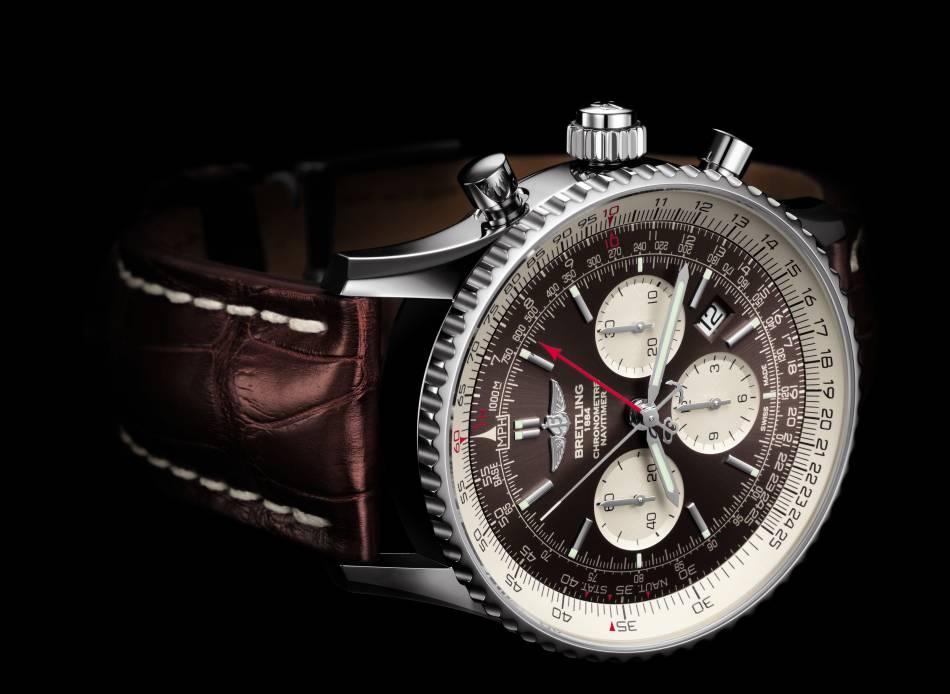Breitling : un fonds d'investissement prend les commandes