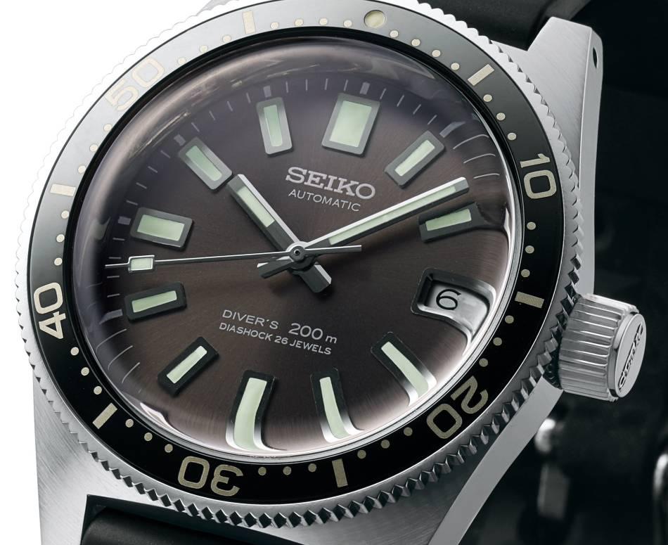 Seiko Prospex : plongée dans le passé