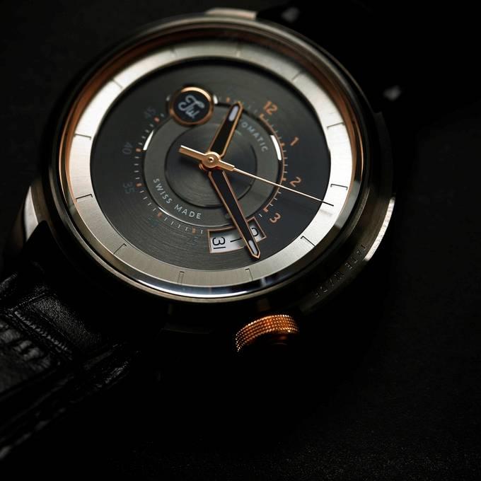 Tate Wade : des montres qui s'inspirent de la photographie