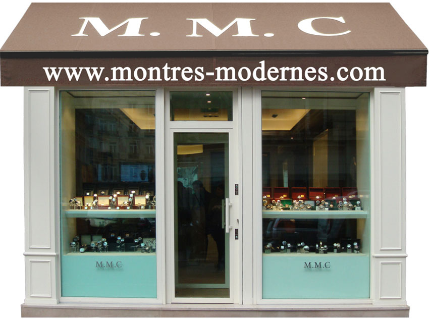 Paris : MMC braqué hier