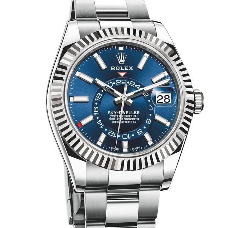 Suisse : dix sociétés horlogères parmi le Top 100 mondial du luxe