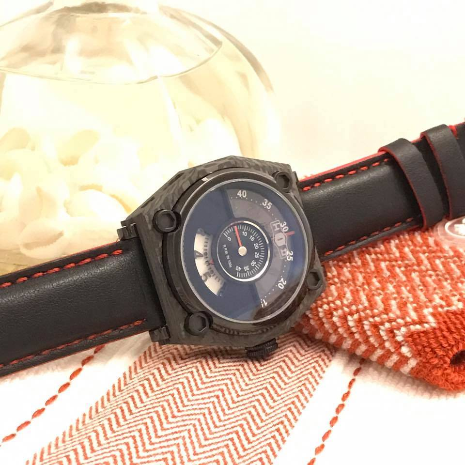 HID : nouvelle marque horlogère hongkongaise