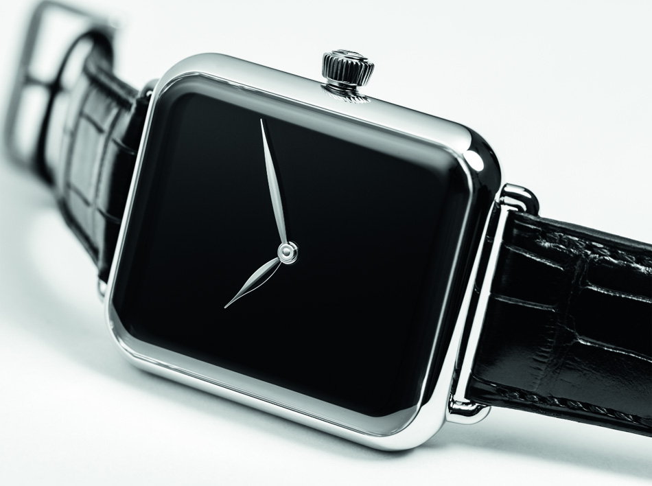 Moser Swiss Alp Watch Zzzz : l'anti-smartwatch