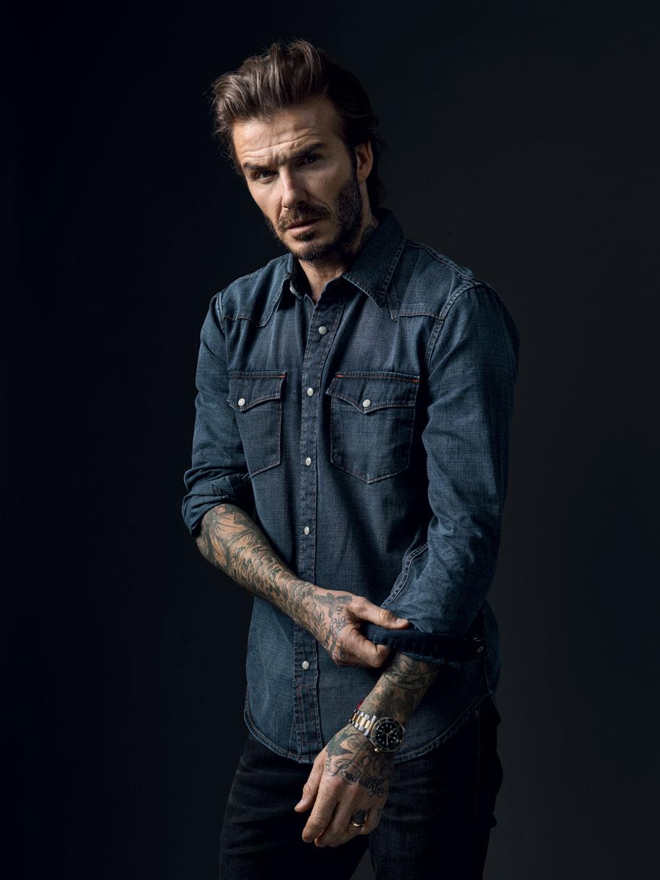 David Beckham : nouvel ambassadeur Tudor