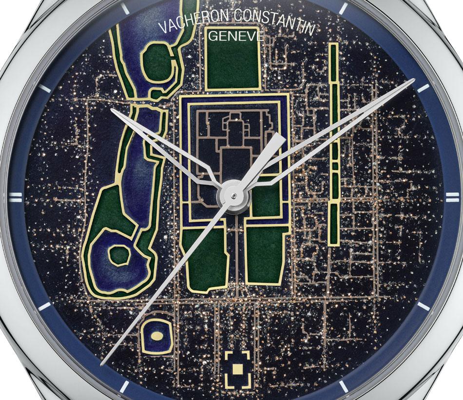 Vacheron Constantin Métiers d'Art Villes Lumières Beijing : vol de nuit