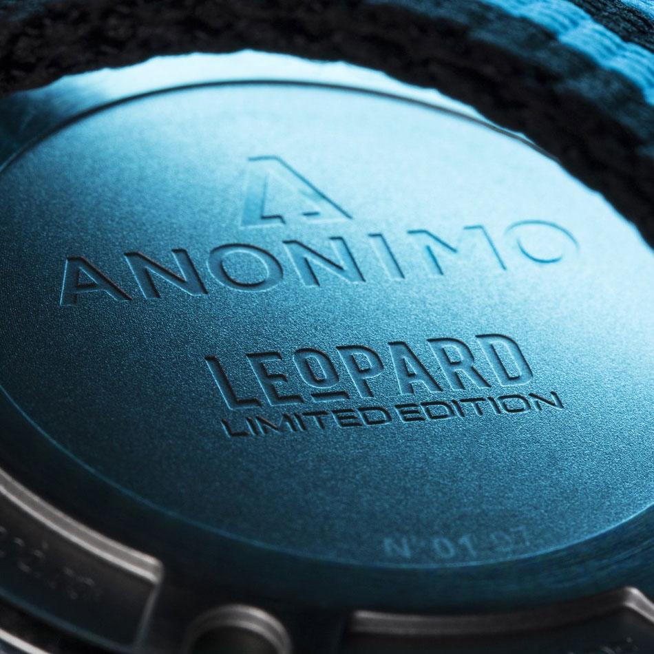 Anonimo Nautilo Leopard Racing : coup de blues