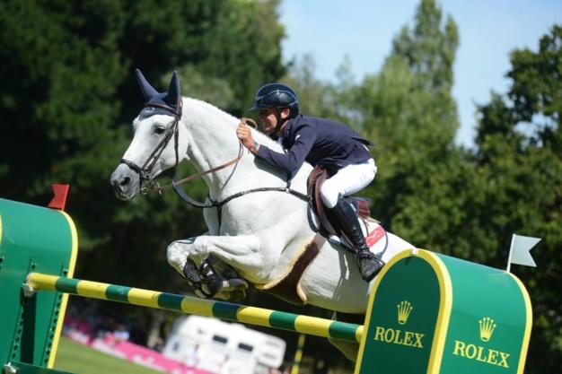 Rolex et les sports équestres