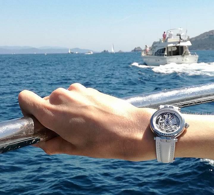 Michel Herbelin, un horloger français de Charquemont à Porquerolles