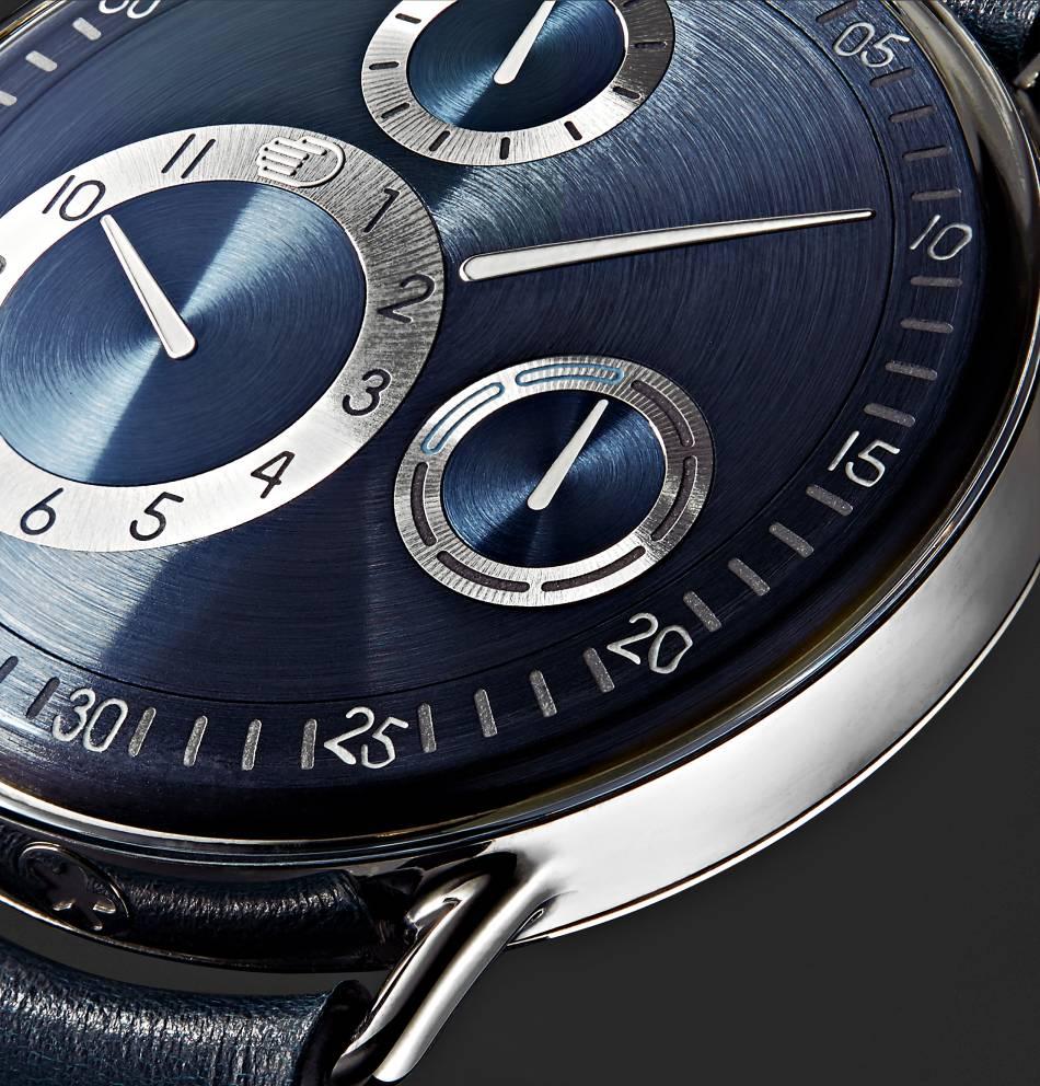 Ressence : deux montres en exclusivité sur Mr Porter