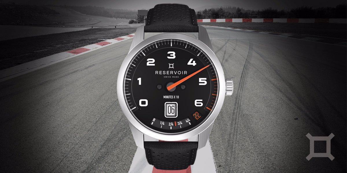 Réservoir : l'horloger franco-suisse lève 1.35 million d'euros