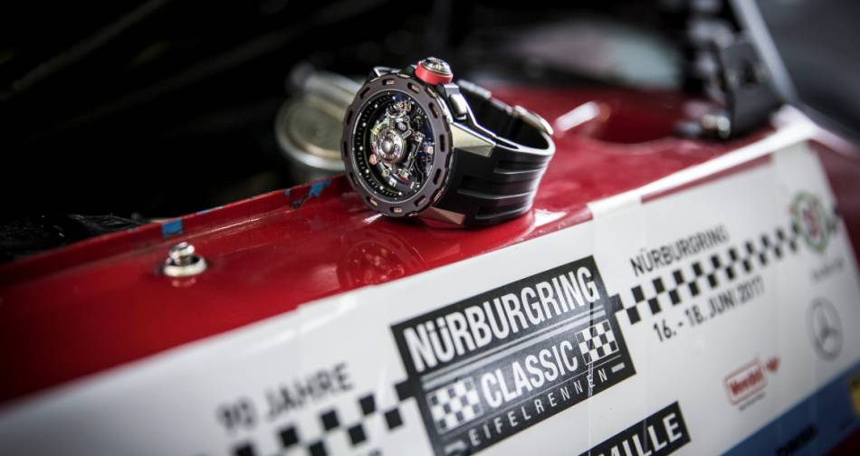 Nürburgring Classic Richard Mille : première édition et premier succès