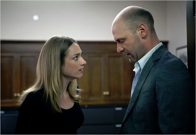 House of Cards : Corey Stoll porte une Rolex Submariner date