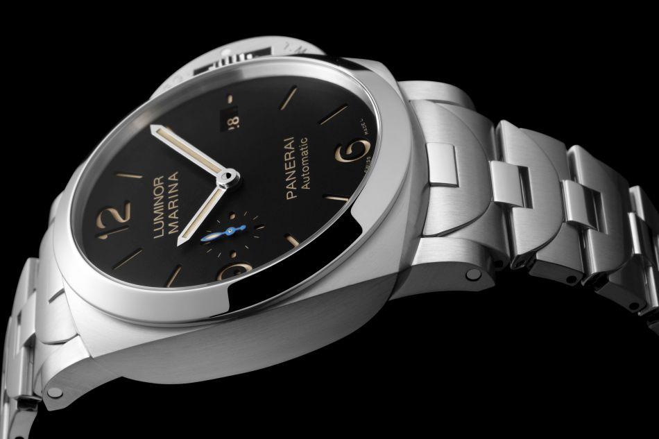 Panerai : un nouveau bracelet pour les Luminor 1950