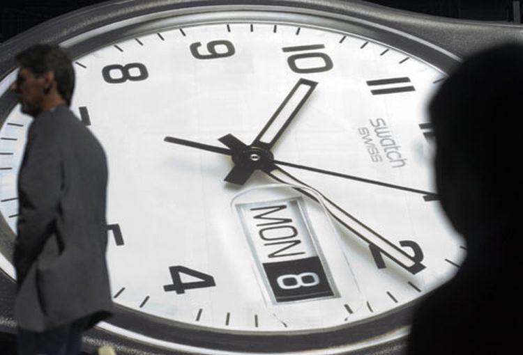 Swatch : le changement de pile est désormais gratuit