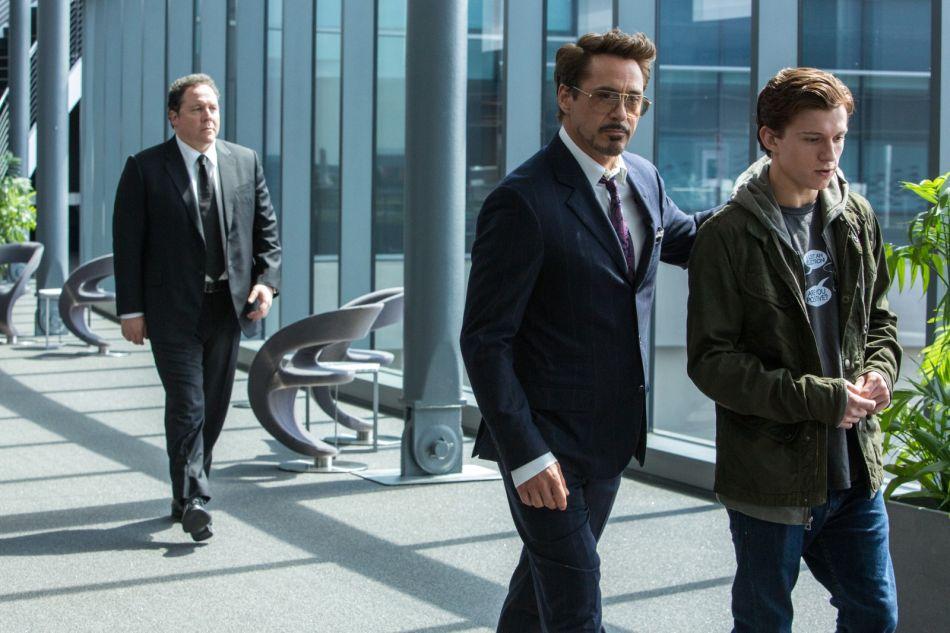 Spider-Man Homecoming : Robert Downey Jr porte une Urwerk 110