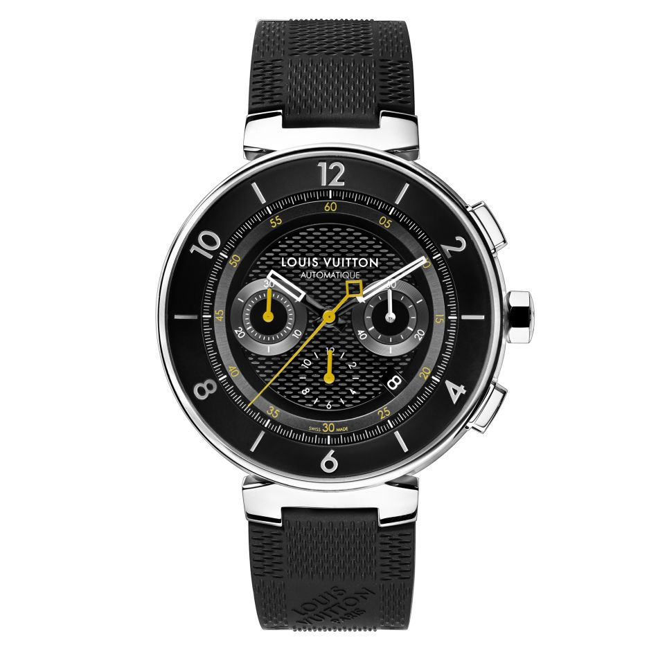 Louis Vuitton Tambour Moon chronographe
