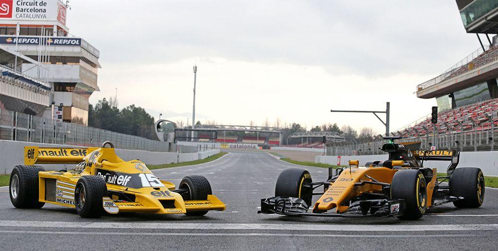 Bell & Ross célèbre les 40 ans de Renault en Formule 1