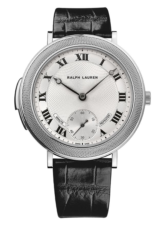 Ralph Lauren Minute Repeaters