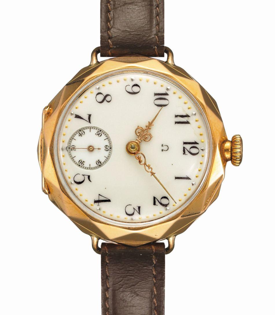 Omega montre de poignet pour femmes, 1906