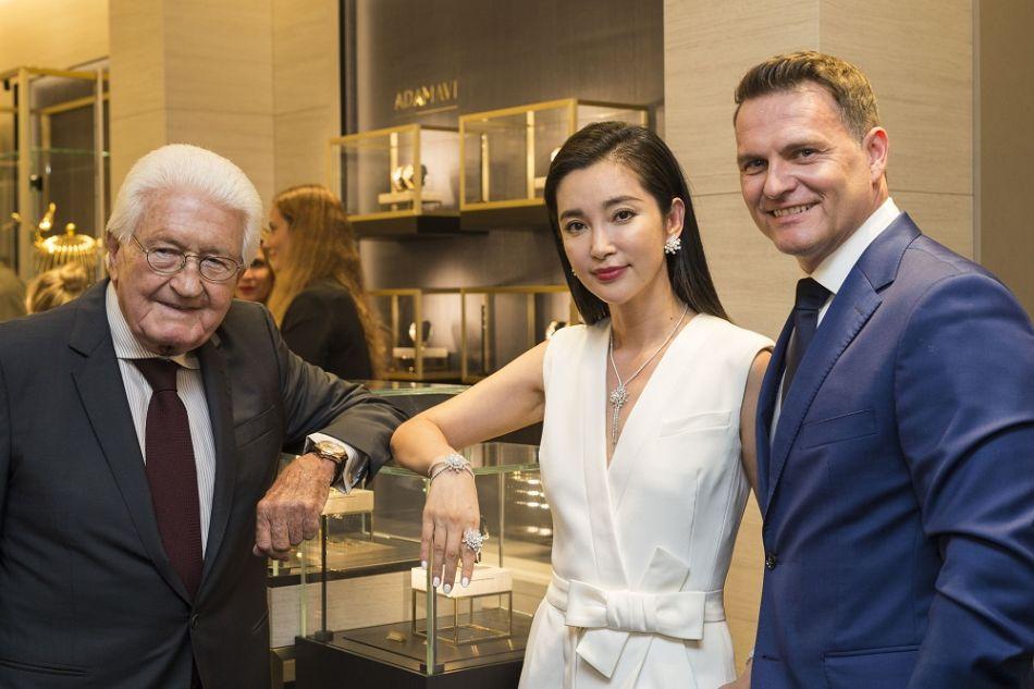 Carl F. Bucherer ouvre une boutique exclusive à Lucerne