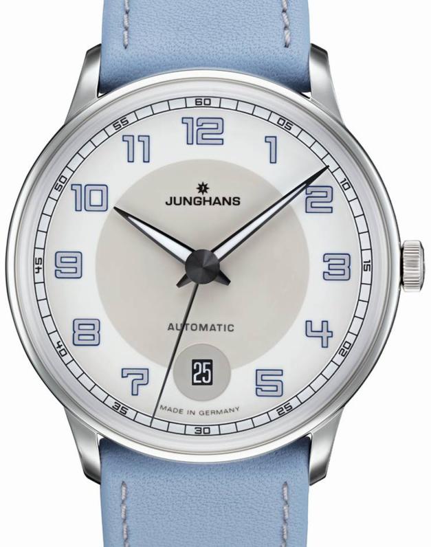 Des montres Junghans habillées par ABP