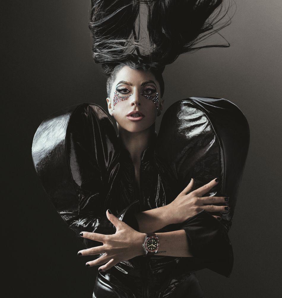Lady Gaga pour Tudor