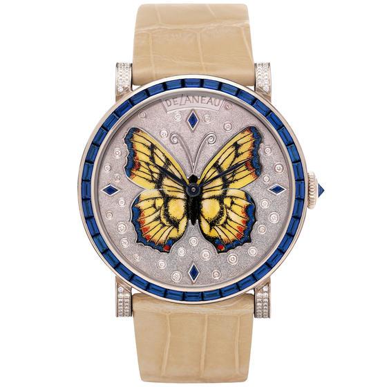 DeLaneau : une marque horlogère qui disparait...
