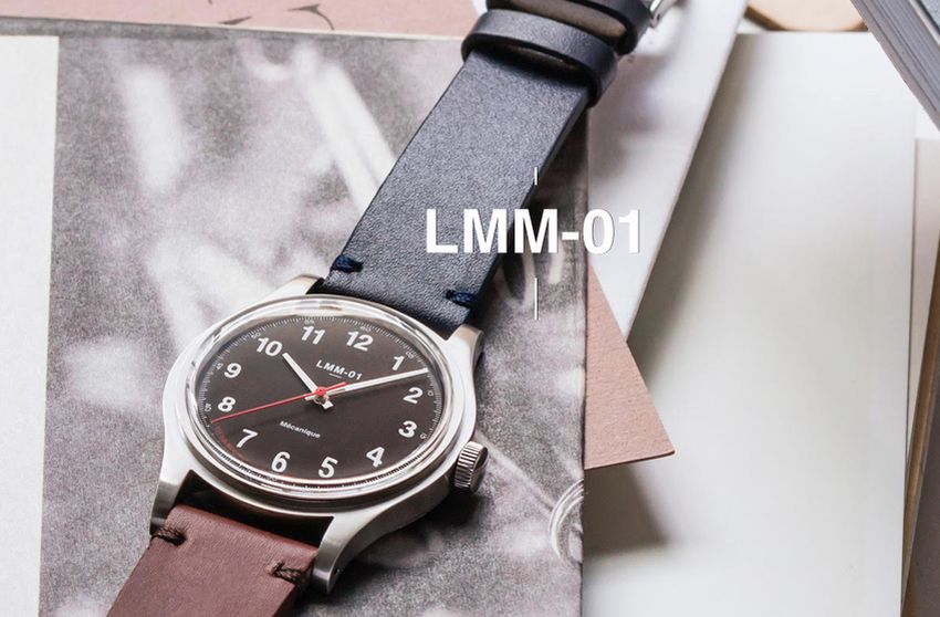 LMM-01 montre Merci